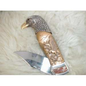 Franklin Mint Eagle Knife