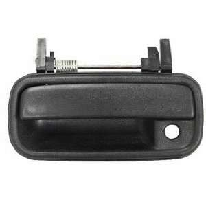 Toyota Pickup 4W Black Driver Front Outside Door Handle Automotive