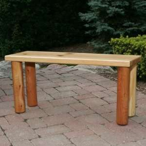 Moon Valley Rustic L510 Nicholas Collection Table Bench