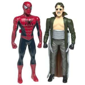 Spider Man and Doc Ock Walkie Talkies  Toys & Games