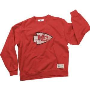 Kansas City Chiefs NFL Old Faithful Crewneck Sweatshirt
