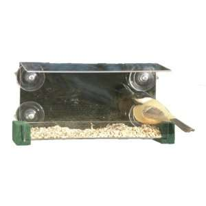 Open Diner Window Bird Feeder Patio, Lawn & Garden