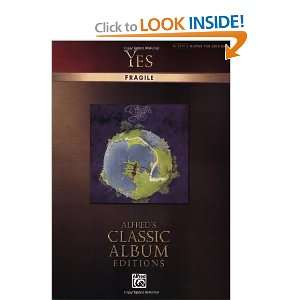 Yes  Fragile (Guitar Tab Edition) (Alfreds Classic Album