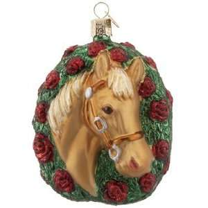 Champion Horse Christmas Ornament