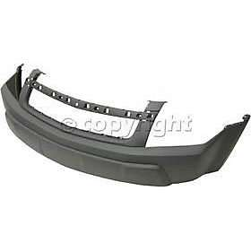 Bumper Cover 12335885 Primered Chevy Chevrolet Equinox 2006 2005 Parts