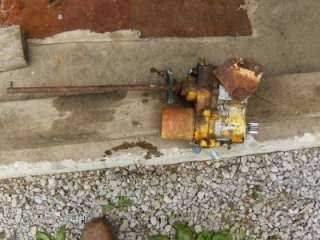 INTERNATIONAL CUB CADET LAWN TRACTOR HYDRAULIC PUMP