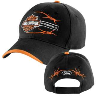 BRAND NEW BLACK / ORANGE FORD HARLEY DAVIDSON F150 F 150 OR SUPER DUTY
