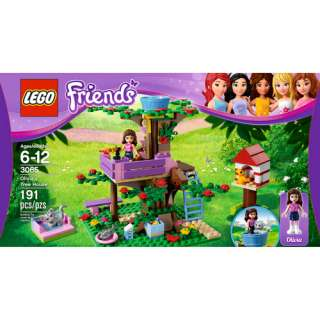LEGO Friends Olivias Tree House