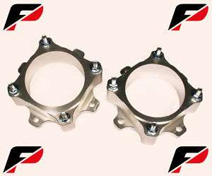 Front Wheel Spacers 2x 2 Yamaha Raptor YFM 700 06 09
