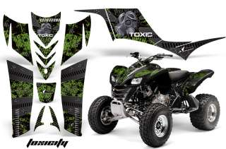 AMR RACING ATV DECAL KIT KAWASAKI QUAD KFX700 KFX 700