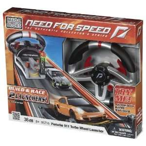Need for Speed Porsche Turbo Wheel Launcher Toys & Games