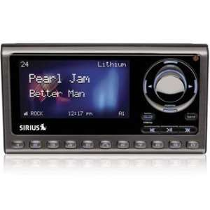 Sirius Sportster 5 Dock & Play Radio with Car Kit Car