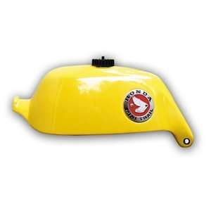 Clarke Gas Tanks Honda Z 50 (1969 1970)   Yellow #11440